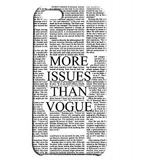 Pickpattern Back Cover For Apple Iphone 5C VOGUEI5C-2518