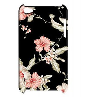 Pickpattern Back Cover For Apple Ipod Touch 4 BLACKJNESSIT4-4745