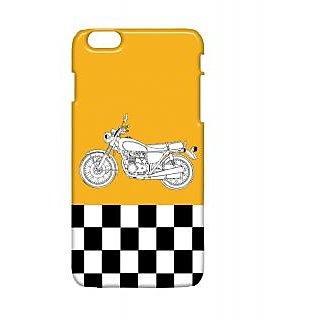 Pickpattern Back Cover For Apple Iphone 6 Plus ENFIELDI6PLUS-3957