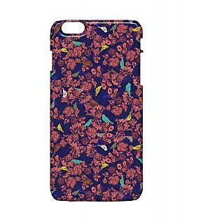 Pickpattern Back Cover For Apple Iphone 6 Plus SPARROWI6PLUS-4203