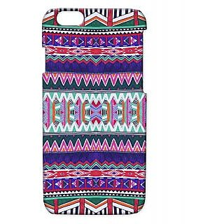 Pickpattern Back Cover For Apple Iphone 6 VIOLETPINCHI6-3144