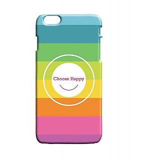 Pickpattern Back Cover For Apple Iphone 6 Plus CHOOSEHAPPINESSI6PLUS-4030