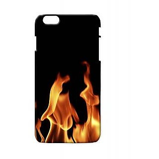 Pickpattern Back Cover For Apple Iphone 6 Plus FLAMESI6PLUS-3669