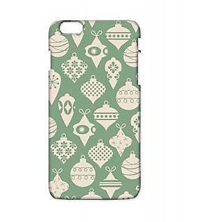 Pickpattern Back Cover For Apple Iphone 6 Plus GREENLINESI6PLUS-3692