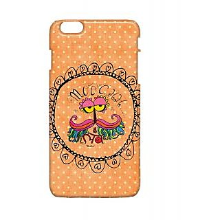 Pickpattern Back Cover For Apple Iphone 6 Plus MOOCHII6PLUS-3963
