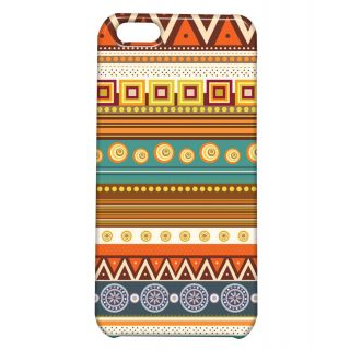 Pickpattern Back Cover For Apple Iphone 5C SIMPLYORANGEI5C-2592