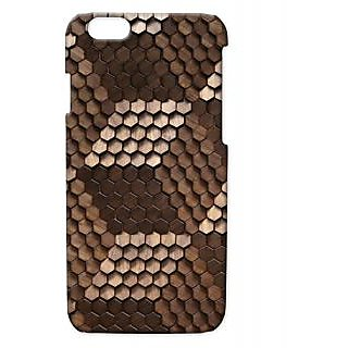 Pickpattern Back Cover For Apple Iphone 6 SQUAREDESIGNI6-3112