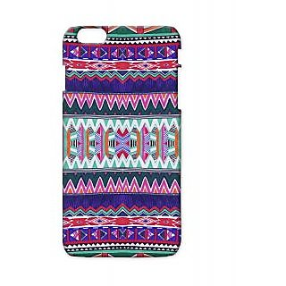 Pickpattern Back Cover For Apple Iphone 6 Plus VIOLETPINCHI6PLUS-3898