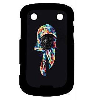 Pickpattern Back Cover For Blackberry Bold 9900 YULIA9900-5982