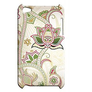 Pickpattern Back Cover For Apple Ipod Touch 4 CARPETDESIGNIT4-4393