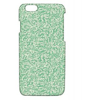Pickpattern Back Cover For Apple Iphone 6 GREENNATUREI6-3303