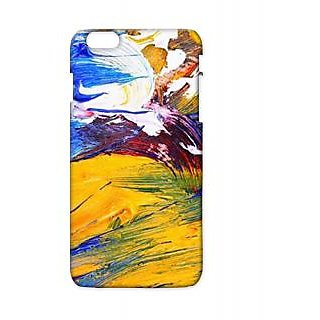 Pickpattern Back Cover For Apple Iphone 6 Plus PAINTINGSI6PLUS-3784
