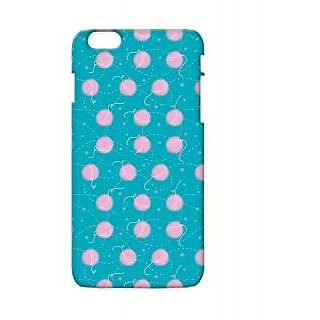 Pickpattern Back Cover For Apple Iphone 6 Plus THREADBALLSI6PLUS-4168