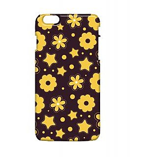 Pickpattern Back Cover For Apple Iphone 6 Plus YELLOWTINTI6PLUS-4209