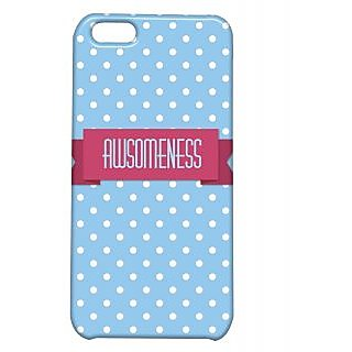 Pickpattern Back Cover For Apple Iphone 5C AWESOMENESSI5C-2469