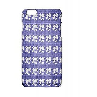 Pickpattern Back Cover For Apple Iphone 6 Plus CATTAILSI6PLUS-4150