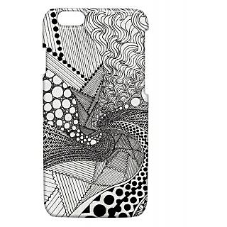 Pickpattern Back Cover For Apple Iphone 6 INSIDESKETCHI6-3492