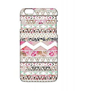 Pickpattern Back Cover For Apple Iphone 6 Plus LIGHTPINKISHI6PLUS-3732