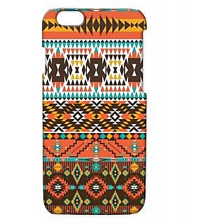 Pickpattern Back Cover For Apple Iphone 6 MIXEDDESIGNI6-3003