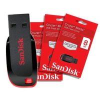 SanDisk 8GB Pendrive combo of 4