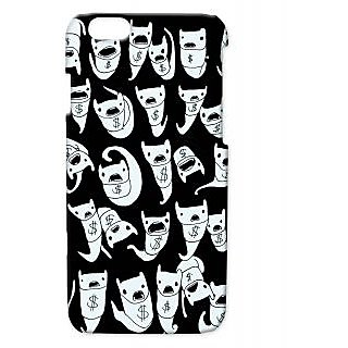 Pickpattern Back Cover For Apple Iphone 6 DOLLARI6-3401