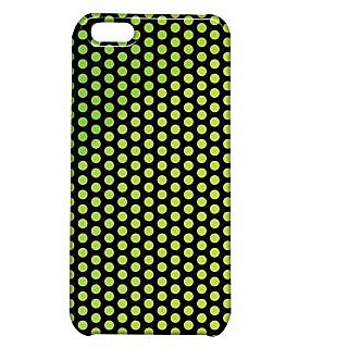 Pickpattern Back Cover For Apple Iphone 5C GREENBALLSI5C-2737