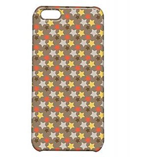 Pickpattern Back Cover For Apple Iphone 5C LOVELYSTARSI5C-2580