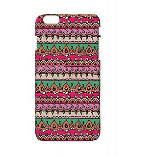 Pickpattern Back Cover For Apple Iphone 6 Plus MANYROPESI6PLUS-4160