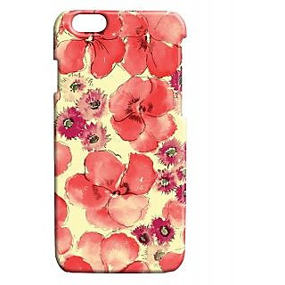 Pickpattern Back Cover For Apple Iphone 6 NATURELYVINTAGEI6-3442