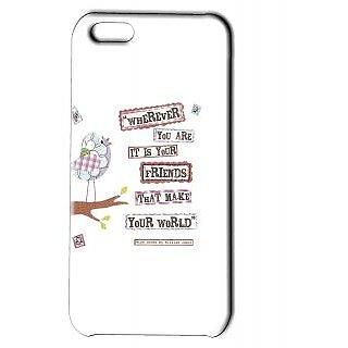 Pickpattern Back Cover For Apple Iphone 5C WHEREVERI5C-2370