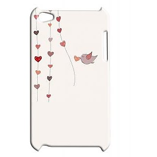 Pickpattern Back Cover For Apple Ipod Touch 4 WINDYWINDIT4-4296