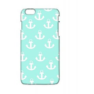 Pickpattern Back Cover For Apple Iphone 6 Plus BLUEANCHORI6PLUS-3584