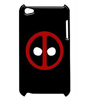 Pickpattern Back Cover For Apple Ipod Touch 4 EYESIT4-4922