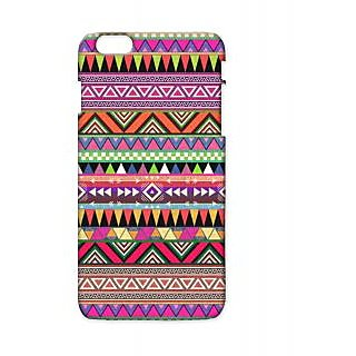 Pickpattern Back Cover For Apple Iphone 6 Plus SHINYPINKI6PLUS-3850