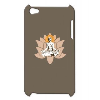 Pickpattern Back Cover For Apple Ipod Touch 4 SPIRITUALIT4-4566