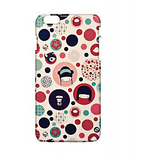 Pickpattern Back Cover For Apple Iphone 6 Plus CHINESECOMICI6PLUS-4079