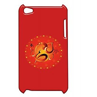 Pickpattern Back Cover For Apple Ipod Touch 4 EKDANTAIT4-4913