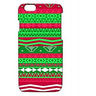 Pickpattern Back Cover For Apple Iphone 6 LEAFDESIGNI6-2970