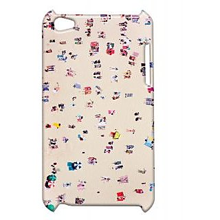 Pickpattern Back Cover For Apple Ipod Touch 4 BEACHVACATIONIT4-4480