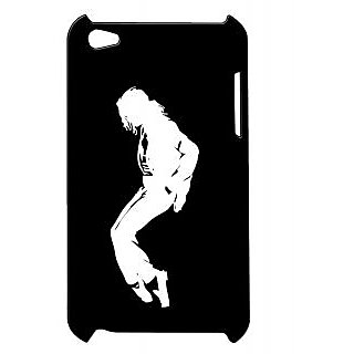 Pickpattern Back Cover For Apple Ipod Touch 4 MICHAELIT4-5132