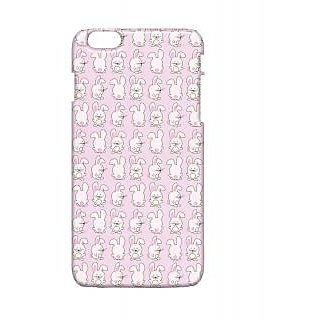 Pickpattern Back Cover For Apple Iphone 6 Plus NAUGHTYHAREI6PLUS-4088
