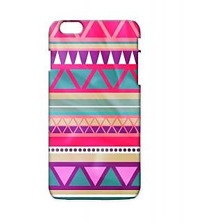 Pickpattern Back Cover For Apple Iphone 6 Plus PINKPATTERNI6PLUS-3802