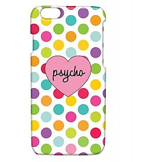 Pickpattern Back Cover For Apple Iphone 6 PSYCHOI6-3313