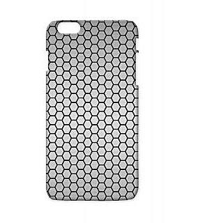 Pickpattern Back Cover For Apple Iphone 6 Plus SILVERBEEDESIGNI6PLUS-3852