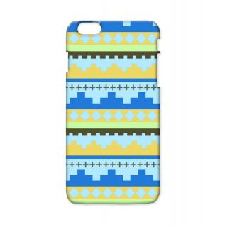 Pickpattern Back Cover For Apple Iphone 6 Plus UPWARDBLUEII6PLUS-3889