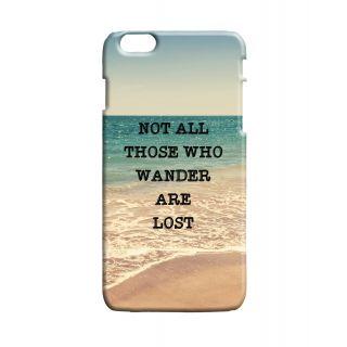 Pickpattern Back Cover For Apple Iphone 6 Plus WANDERI6PLUS-4025