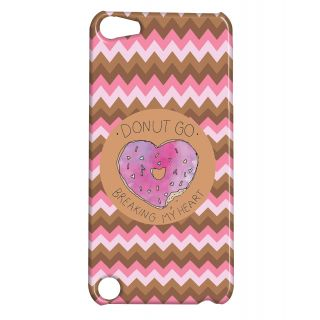Pickpattern Back Cover For Apple Ipod Touch 5 DONUTGOIT5-5719