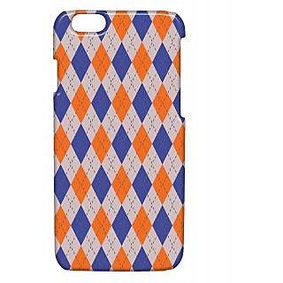 Pickpattern Back Cover For Apple Iphone 6 WOOLENPATTERNI6-3320