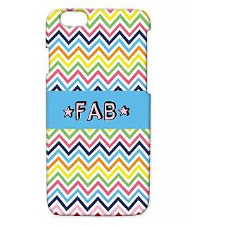 Pickpattern Back Cover For Apple Iphone 6 FABI6-3386