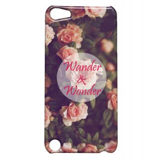 Pickpattern Back Cover For Apple Ipod Touch 5 WONDERIT5-5567